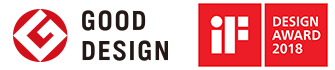 good design award 2018 logo