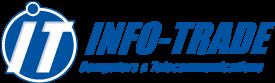 info trade full logo