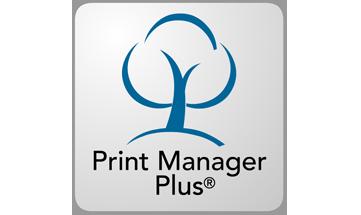 print manager plus logo